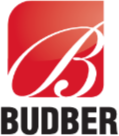 BUDBER logo